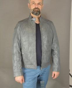 Blouson-en-cuir-gris-empiecements-perfores-sur-les-cotes-style-moderne-et-urbain_3847