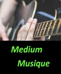 Boutique MEDIUM Music
