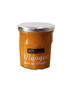 Confitures Jean d'Audignac- cuites au chaudron- Mangue