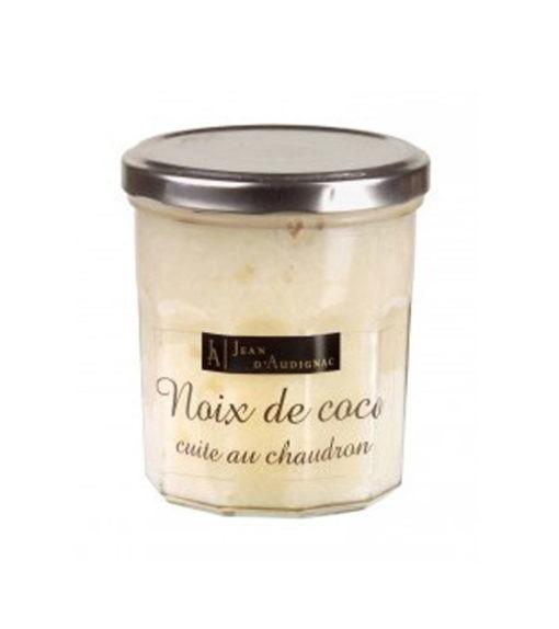 Confitures Jean d'Audignac- cuites au chaudron- Noix de coco