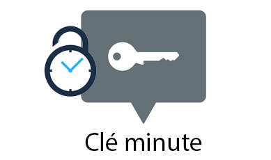 SERVICE CLE MINUTE