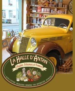 Boutique HALLE D'ANTAN