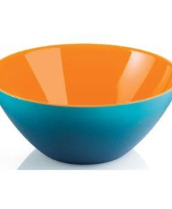 Saladier 20 cm Bleu & Orange - My Fusion - GUZZINI