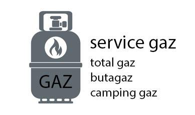 SERVICE GAZ