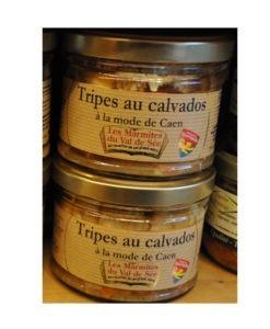 Marmites artisanales - Tripes au Calvados à la mode de Caen