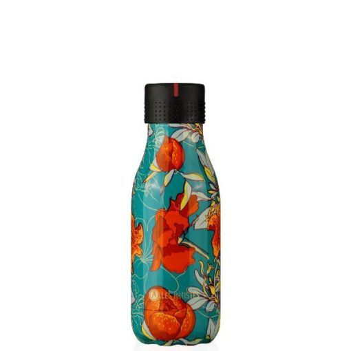 Bouteille isotherme 280 ml Pivoines - Bottle'Up Expression LES ARTISTES