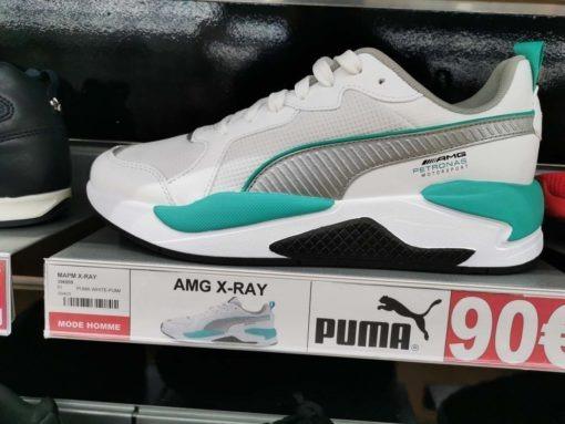 PUMA AMG X RAY Homme