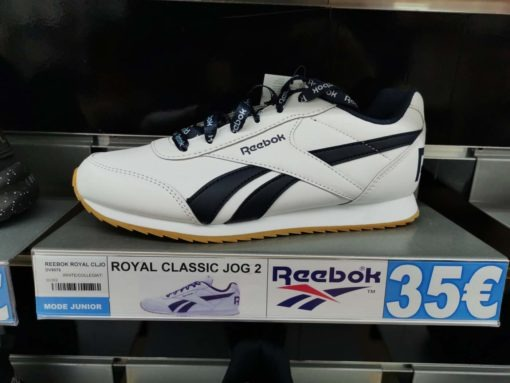 REEBOK ROYAL CLASSIC JOG 2 MODE JUNIOR