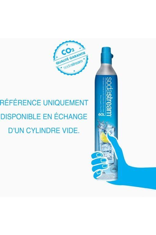 Cartouche recharge SODASTREAM CYLINDRE DE C02
