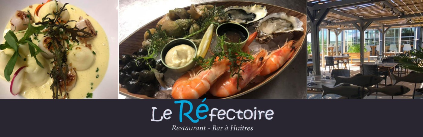 Le Refectoire Restaurant Bar à huitres à Duclair