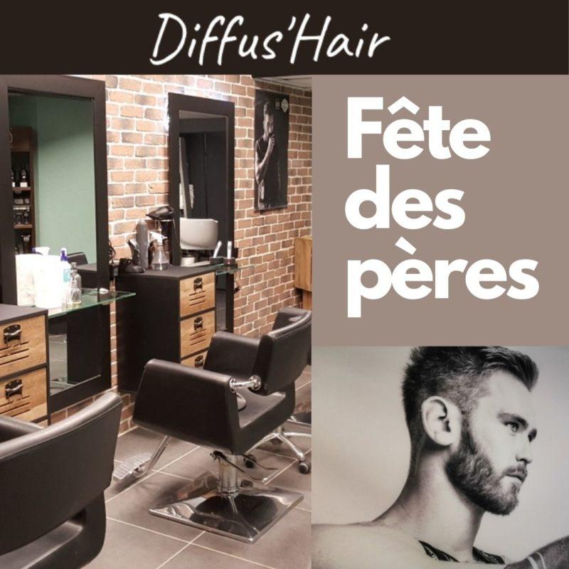 Diffus'hair Duclair Fête des Pères